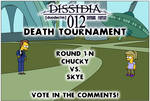 Duodecim Death Tournament 1-N by Gazmanafc