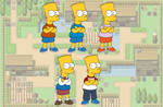 SimpFant - Bart's Outfits by Gazmanafc