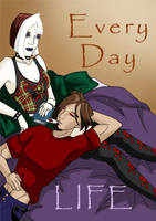Contest - Every Day Life by Rogue-and-Gambit