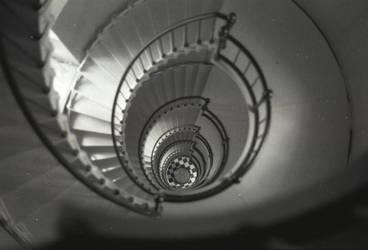 203 Steps...Down by Akel-Rin-Dama