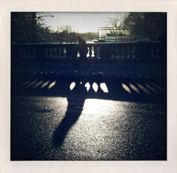 On the Bridge by tyhopho
