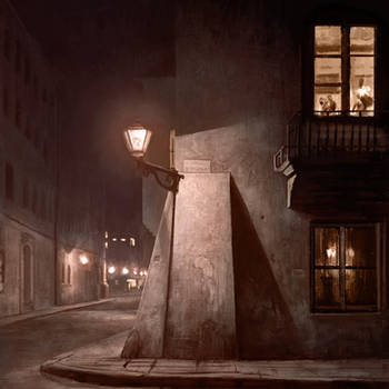 street by iatemypencils
