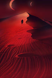 Dune by iatemypencils