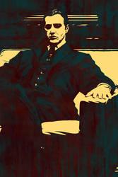 Godfather by iatemypencils