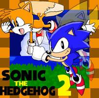 Sonic 2: The Poster by Segavenom