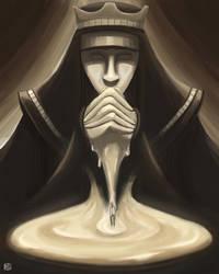 Queen Melancholy by ElDangerrible