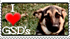 GSD Stamp by Roaguewolf