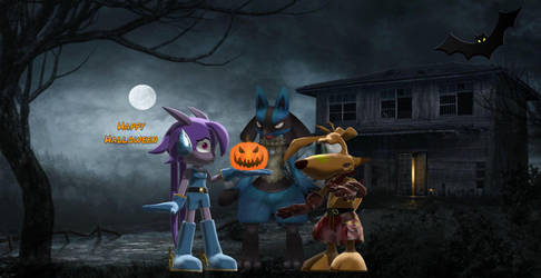 Happy Halloween by ChrisWil96