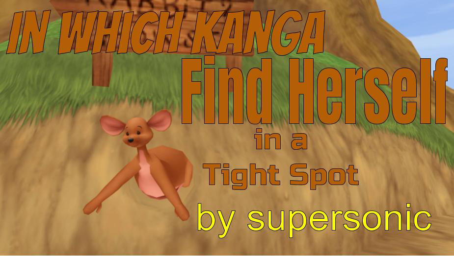 In Which Kanga Find Herself in a Tight Spot Cover by ChrisWil96