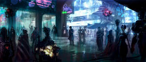 personal sci-fi concept by lovetina0726