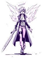 Angel by BrandonPalas