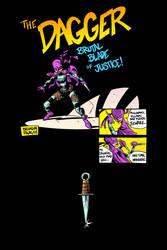 The Dagger! by BrandonPalas