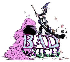 Bad Witch by BrandonPalas