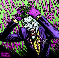 Joker by BrandonPalas