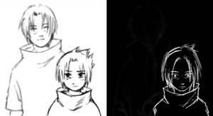 Naruto - I dream in white. by Kagaya