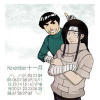Naruto-Shounen Ai Cal-Nov by Kagaya