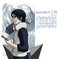 Naruto-Shounen Ai Cal-Dec by Kagaya