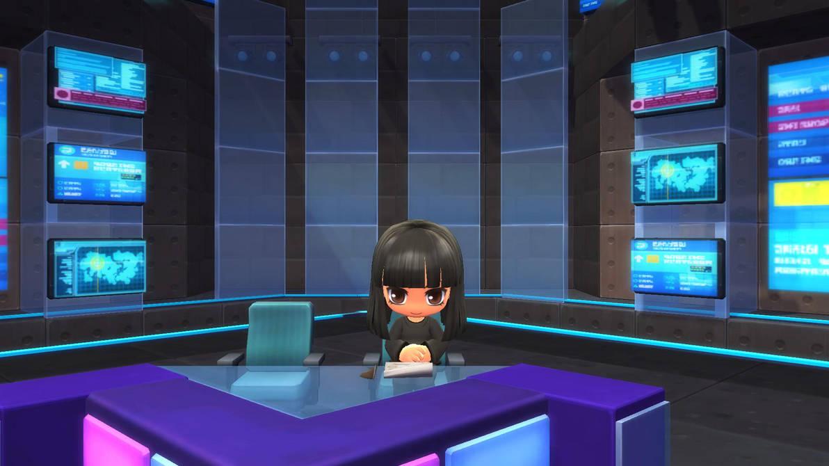 Maple News Network by SkunkStarlight