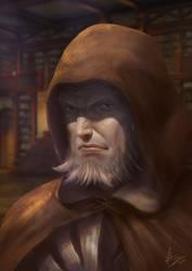 Orlandu the Thunder God Cid by Azaggon