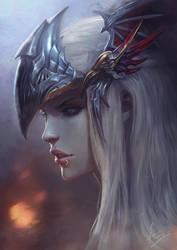 Reberta - Final Fantasy Brave Exvius by Azaggon