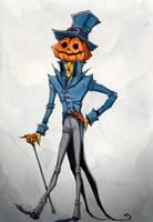 Pumpkinman by TallyTodd