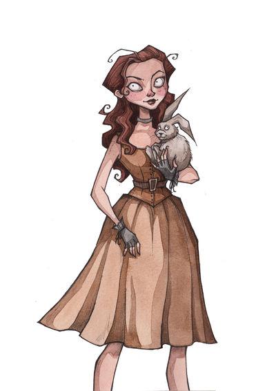 Bunny Girl by TallyTodd