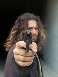 Gun Stock 29 by AilinStock