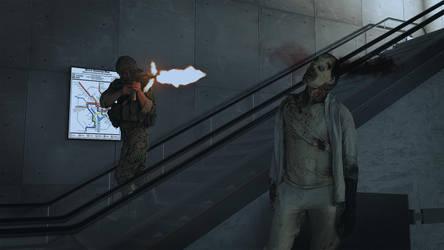 Zombie Headache by 3Danim8or