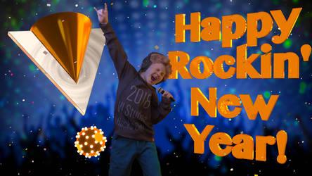 Happy New Year by 3Danim8or
