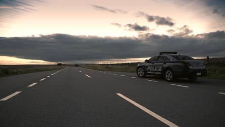 Roadside patrol by 3Danim8or