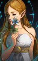 Silent princess by Hongphrai