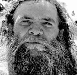 Bearded Man by DawnAllynnStock