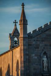 Chursh steeple/tower by DawnAllynnStock