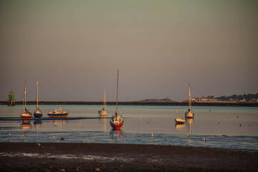 Boats in the water 2 by DawnAllynnStock