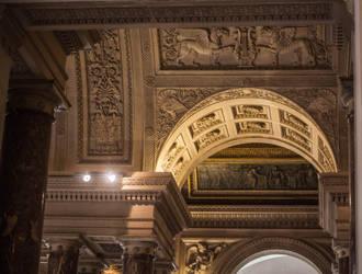 Arch Detail by DawnAllynnStock