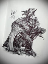 The Owl by zero-scarecrow13