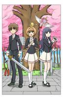 Happy 20th Anniversary Cardcaptor Sakura by The-Sakura-Samurai