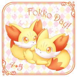Fokkonkon~ by CaninePrince