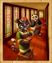 Art Fu by Qhusi