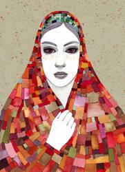 Red by FaniArgirova