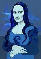 Mona Lisa by FaniArgirova