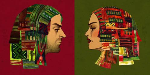 Bulgarians by FaniArgirova