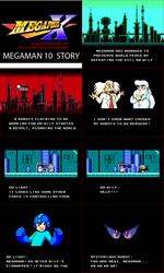 MegaMan Unlimited  Story Intro by MegaPhilX