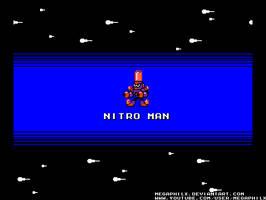 NitroMan Stage Start by MegaPhilX