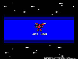 JetMan Stage Start by MegaPhilX