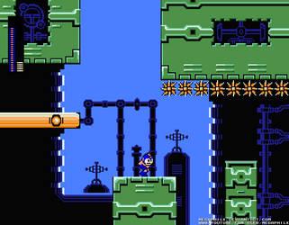 YoYoMan Stage 'Screenshot' by MegaPhilX