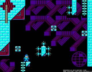 YokuMan Stage 'Screenshot' by MegaPhilX