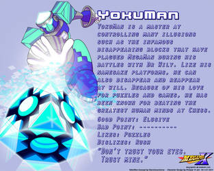YokuMan Data Card by MegaPhilX