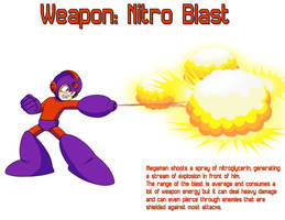 Weapon: Nitro Blast by MegaPhilX
