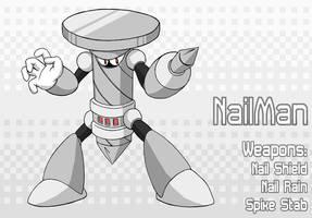 NailMan by MegaPhilX